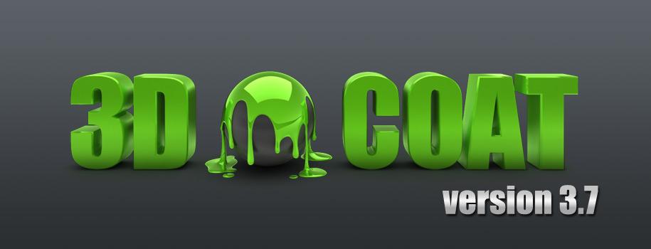 Logo 3D Coat v3.7
