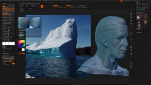 matcap_material in zbrush