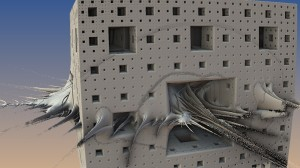 Mandelbulb 3D DE Combine