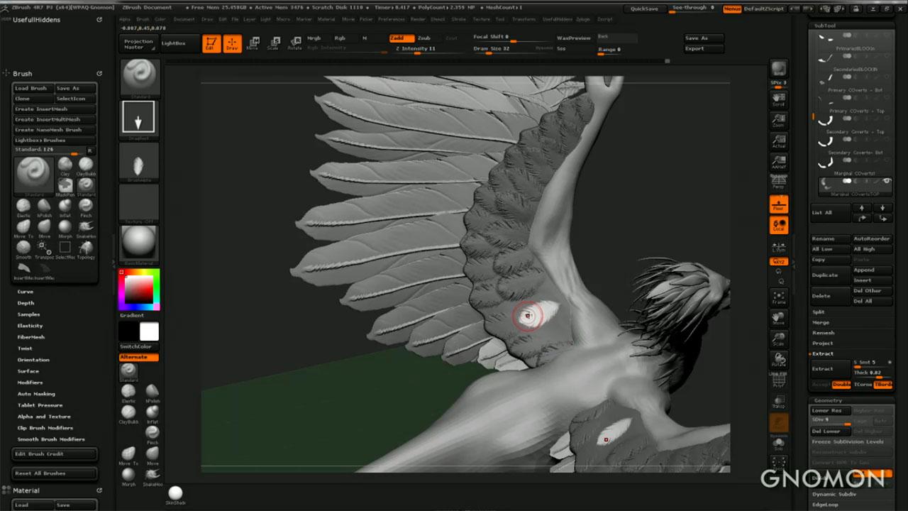 Creature Design Ian Joyner