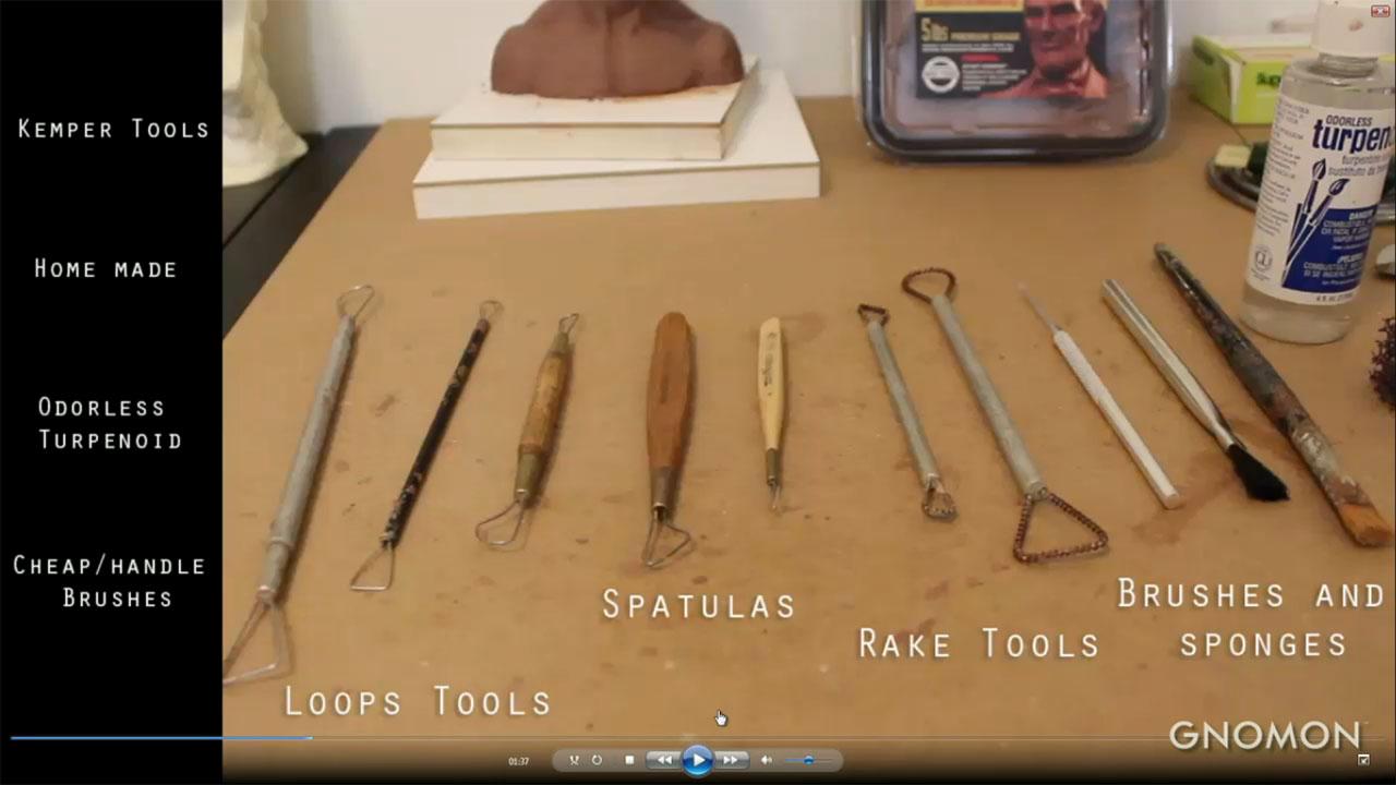 Werkzeuge für traditionelle