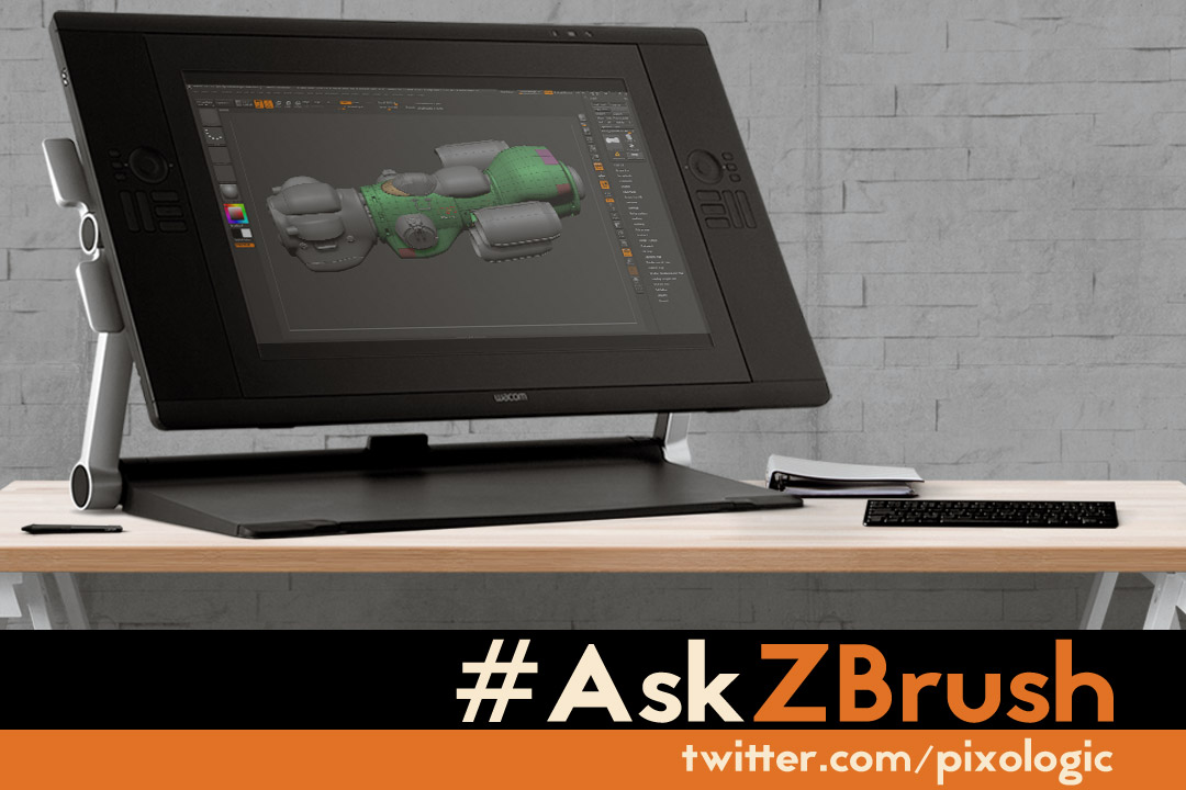 Pixologic AskZBrush