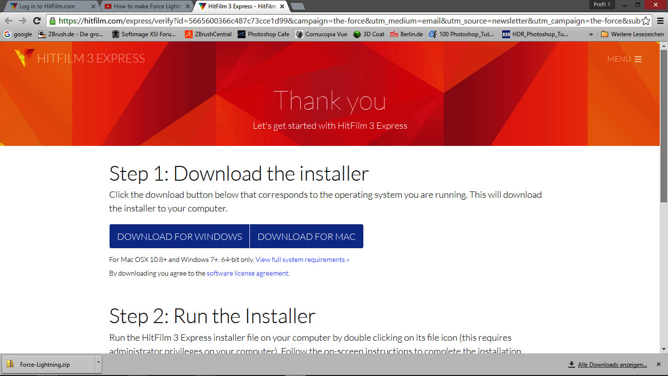 Download Versionen Auswahl-5