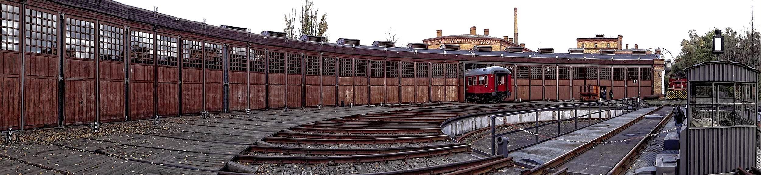 Lockschuppen Technik Museum
