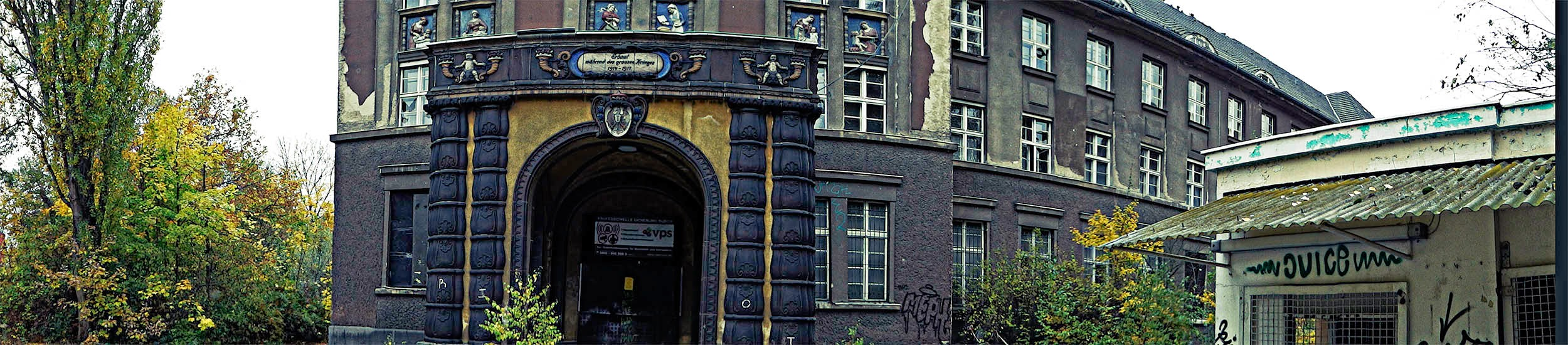 Alte Krankenhaus Neukölln