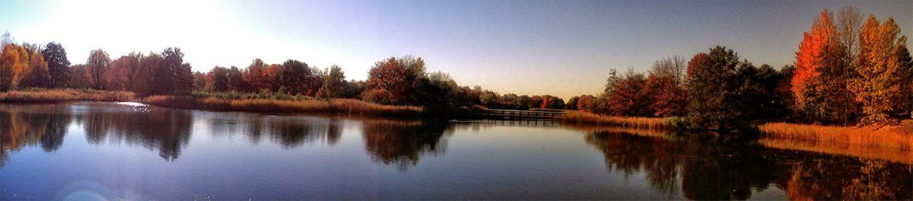 Britzer Garten Panorama