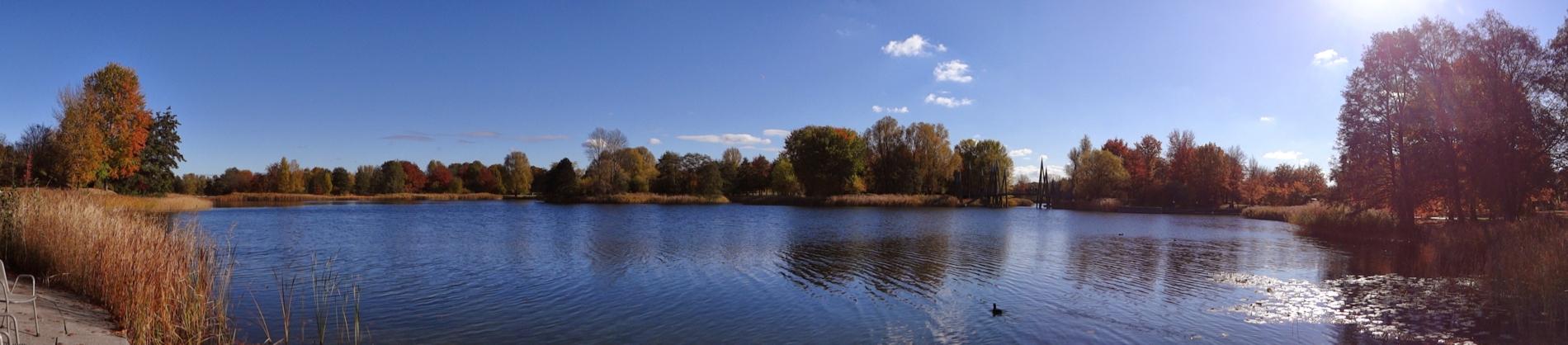 Britzer Garten Panorama 7