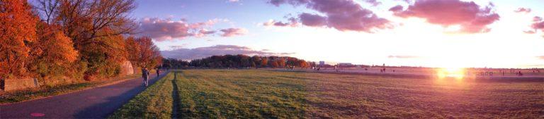 Tempelhofer Feld Panorama