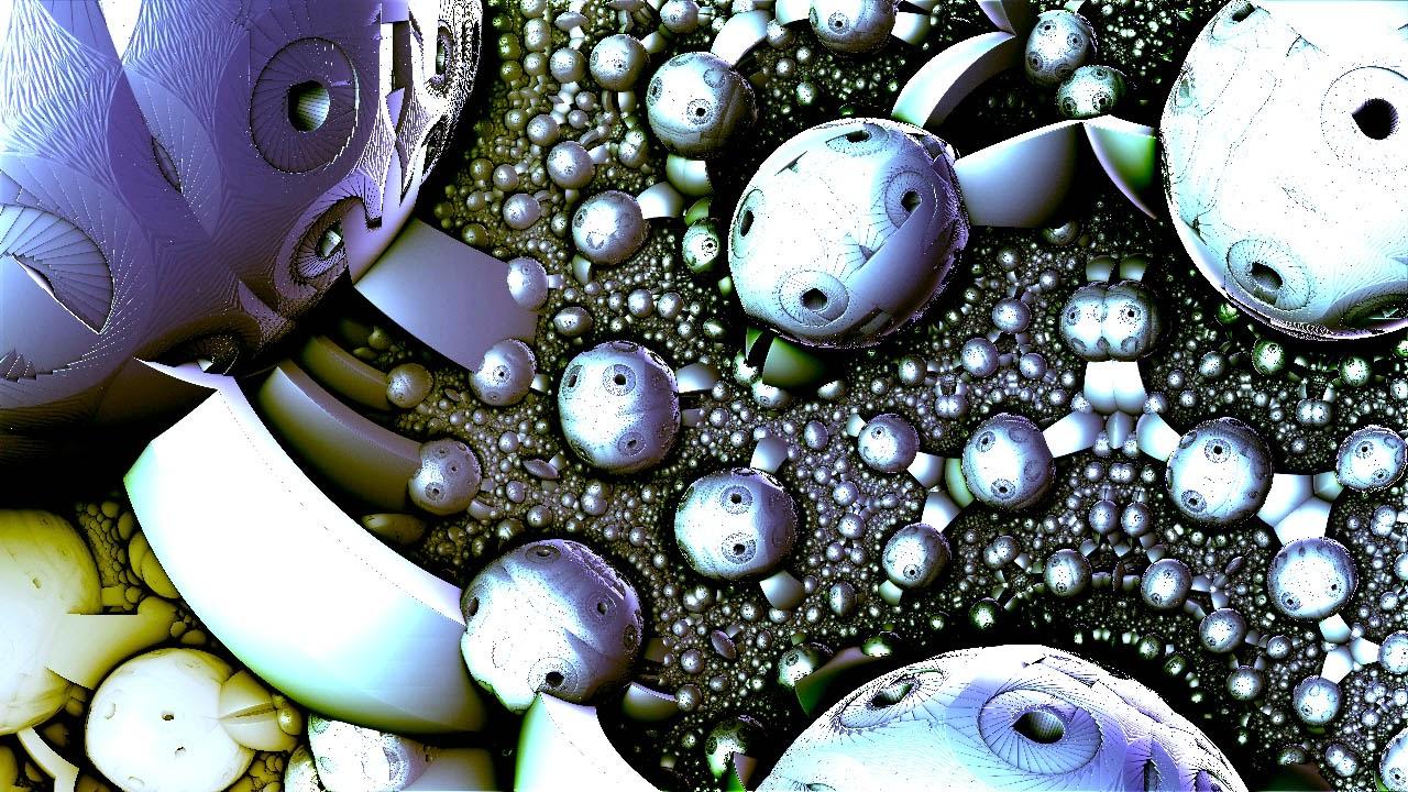 CP Borkenhaut doors amazing ifs fractal