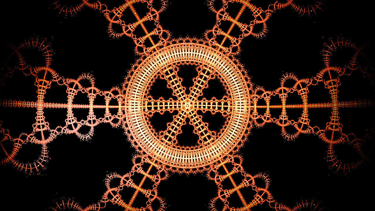 Fractal with JWildfire