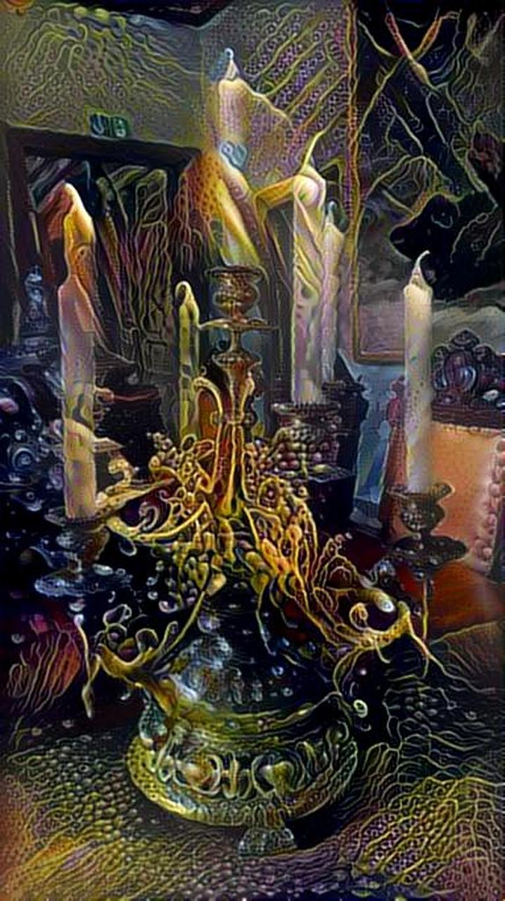 dreamscope Kerzenleuchter 2
