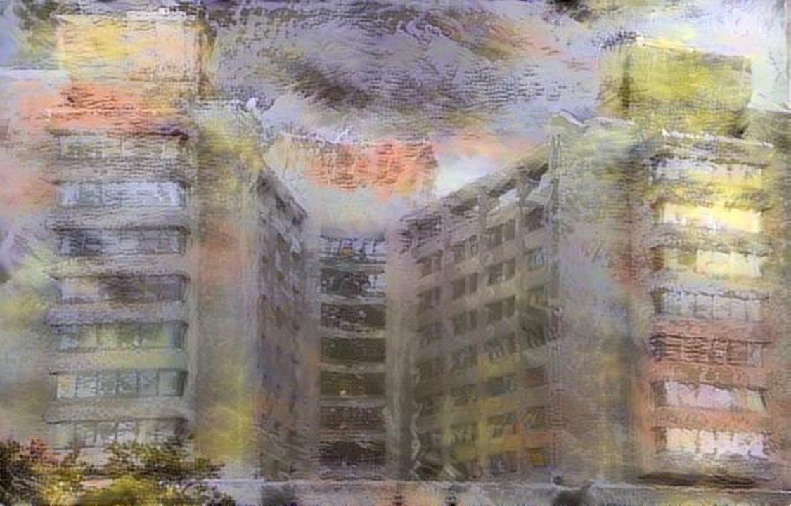 dreamscope Stadtansichten Urban Krankenhaus