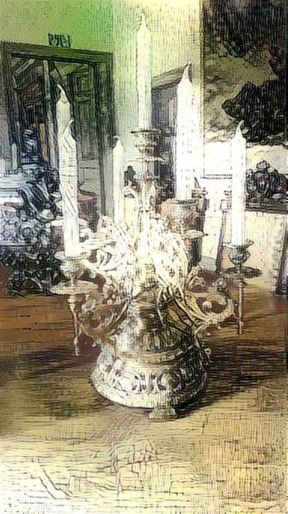 dreamscope Kerzenleuchter 1