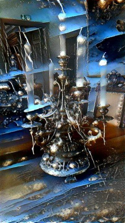 dreamscope Kerzenleuchter 3