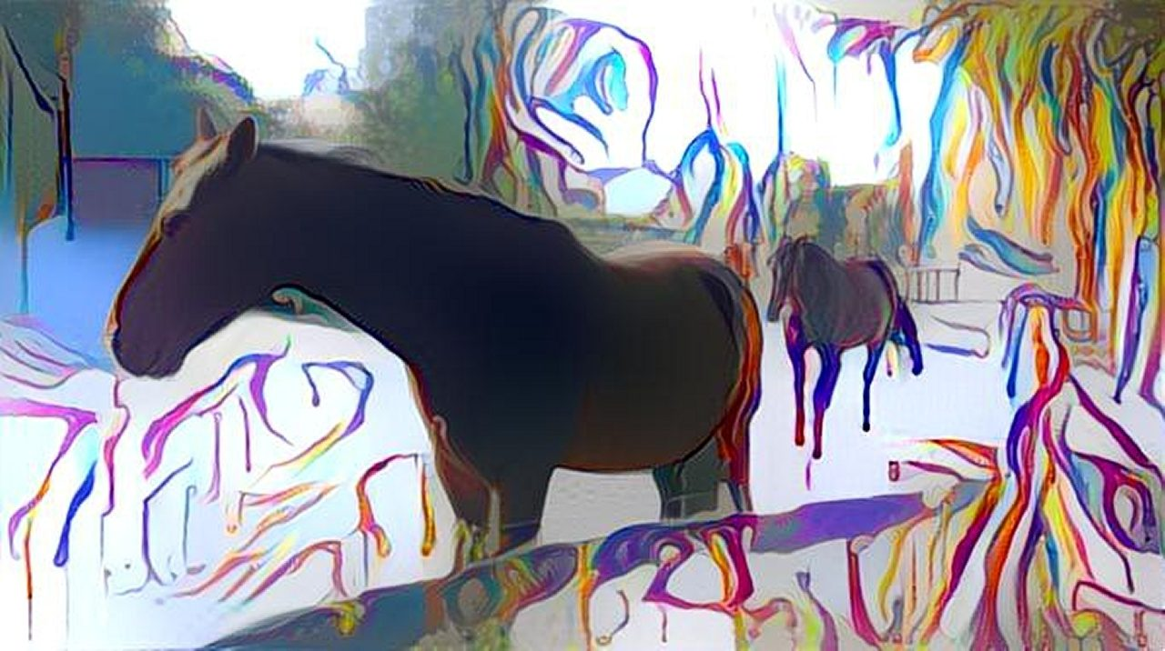 dreamscope Pferde Gutshof Britz