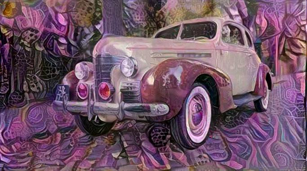 dreamscope Auto Alt Britz 9