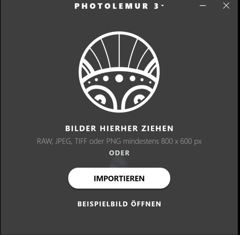 Photolemur 3 kostenlos