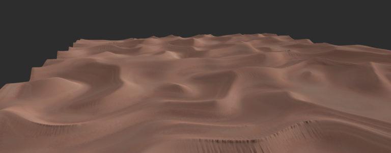 Gaea Dunes