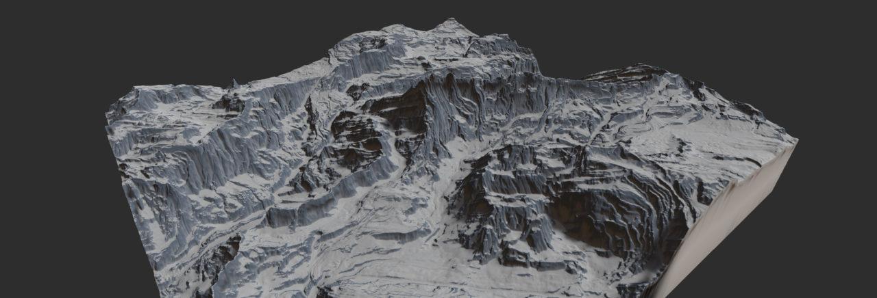 Gaea inter-landform