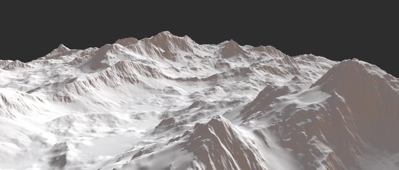 Gaea young-mountains