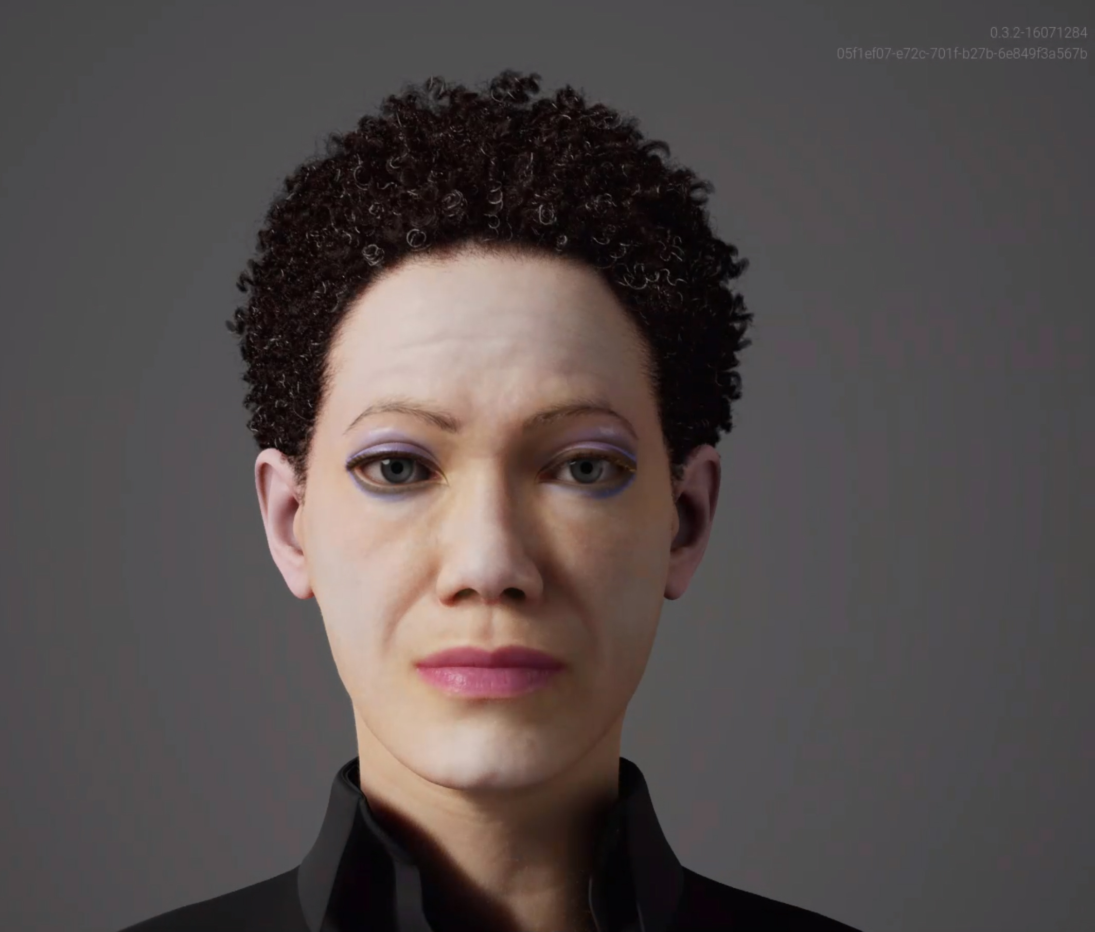 This is Rosinante a MetaHuman created with the Unreal Engine Metahuman Creator