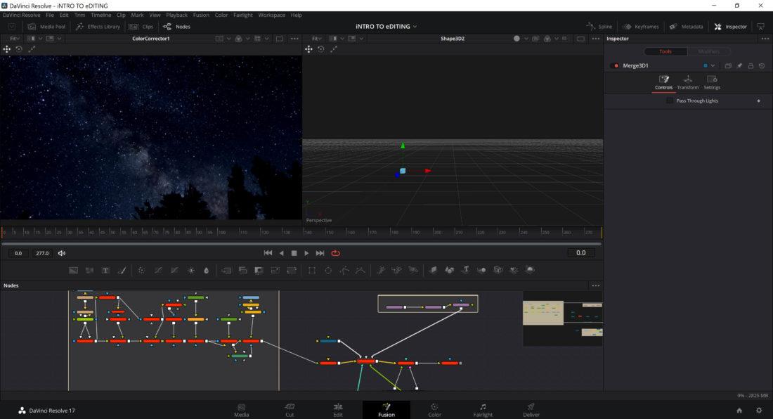 Blackmagic Design Davinci Resolve 17.3 Fusion