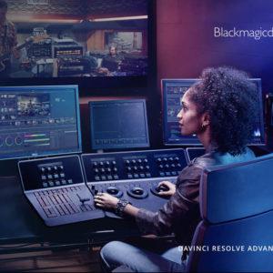 Blackmagic Design Davinci Resolve 17.3 Videoschnitt Software der Extraklasse