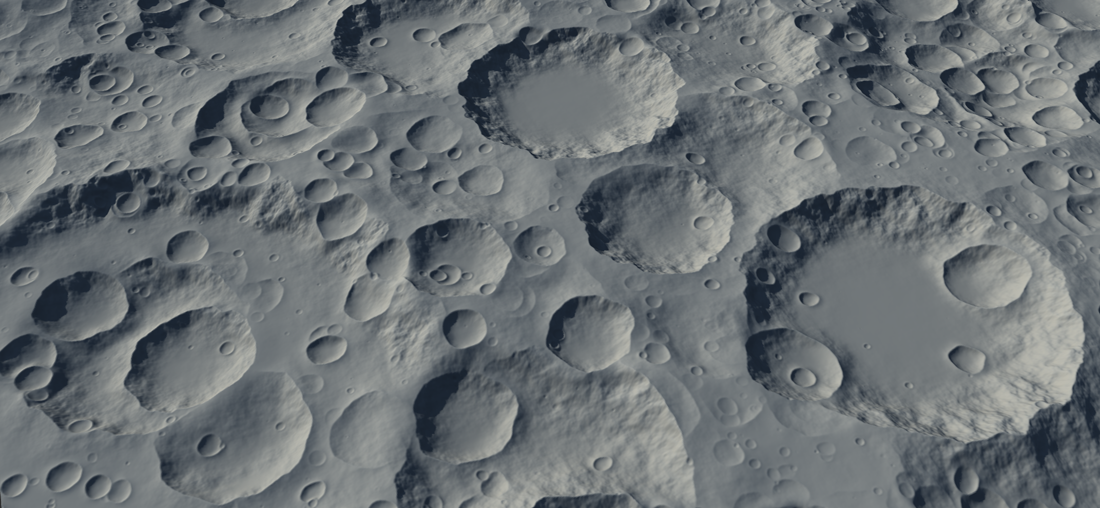Quadspinner Gaea Crater-Craterfield